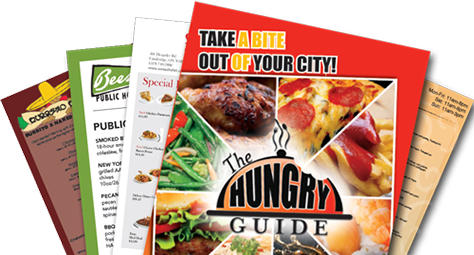 The Hungry Guide | Ordering Take-Out Made Easy